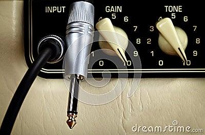 Amplifier Panel