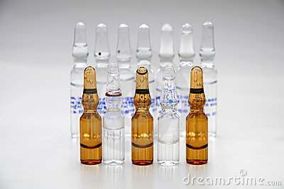 AMPOULES FOR PHARMACEUTICAL USE