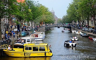 Amsterdam Royalty Free Stock Images - Image: 20840409