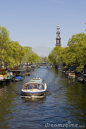 Free Amsterdam Royalty Free Stock Photo - 2826675