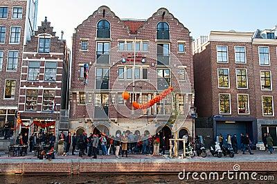 Amsterdam april 27 famous amsterdam bulldog coffeeshop for Bulldog hotel amsterdam