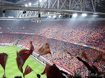 Amsterdam arena Editorial Photography