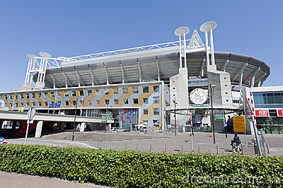 Amsterdam Arena Stadium Editorial Stock Photo