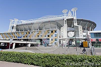 Amsterdam Arena Stadium Editorial Stock Photo