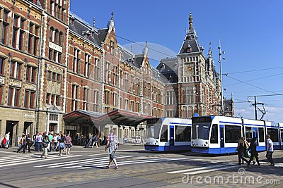 Amsterdam, Editorial Stock Image
