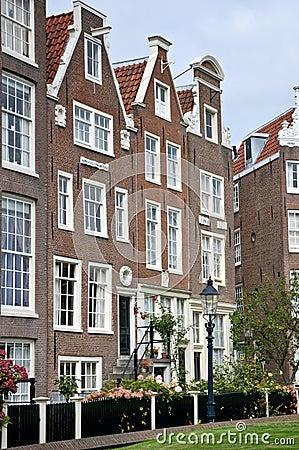 Amsterdam cityscape