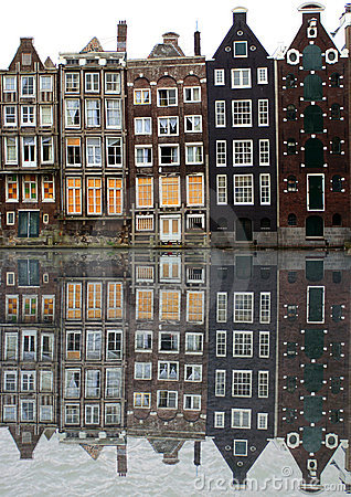 Free Amsterdam Houses Stock Images - 6416994