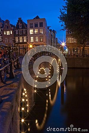 Amsterdam at night 3