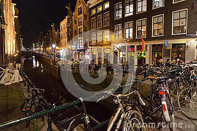 Amsterdam Editorial Image