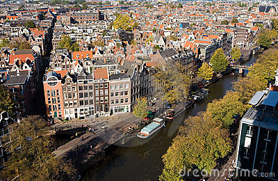 Amsterdam perspective