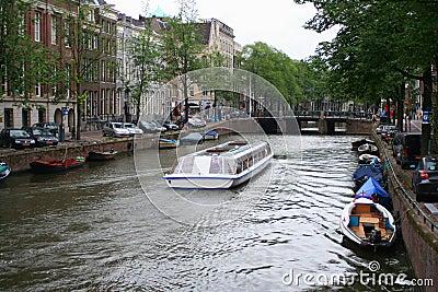 Amsterdam tourism