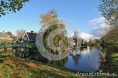 Amsterdam Village Landscape