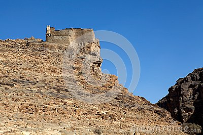 Amtoudi fortified granaries