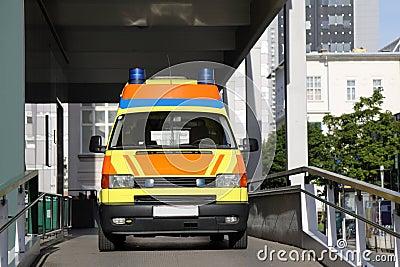 Amulance Car