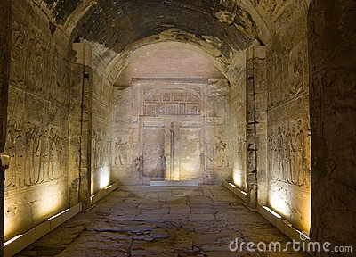 Amun Chapel, Temple of Abydos