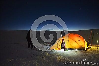 Amundsen Editorial Stock Photo