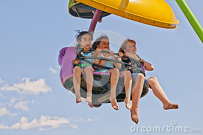 Amusement Fun Editorial Stock Photo