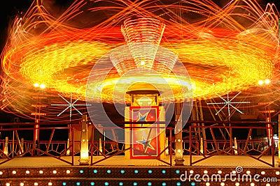 Amusement park, attraction