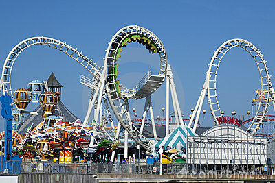Amusement Pier