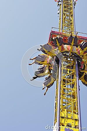 Free Amusement Ride Royalty Free Stock Photography - 11015617