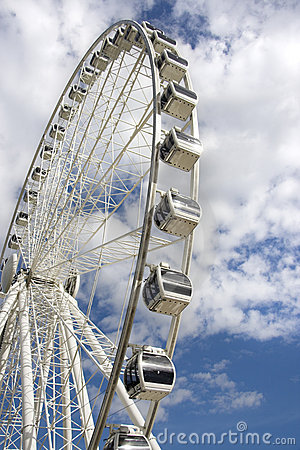 Free Amusement Wheel Stock Photos - 14901353
