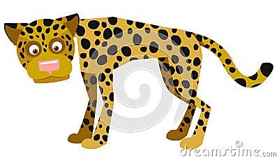 Amusing jaguar