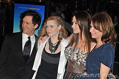 Amy Adams, Clifton Collins, Emily Blunt, Mary Lynn Rajskub Editorial Image
