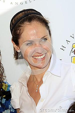 Amy Brenneman Editorial Stock Photo