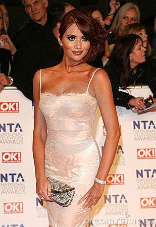 Amy Childs Editorial Stock Photo