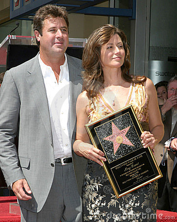 Amy Grant, Vince Gill Editorial Photo