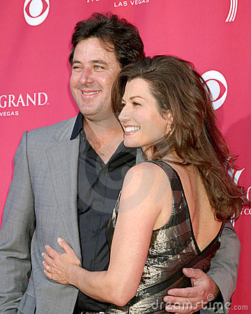 Amy Grant, Vince Gill Editorial Stock Photo