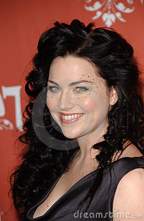 Amy Lee Editorial Photo