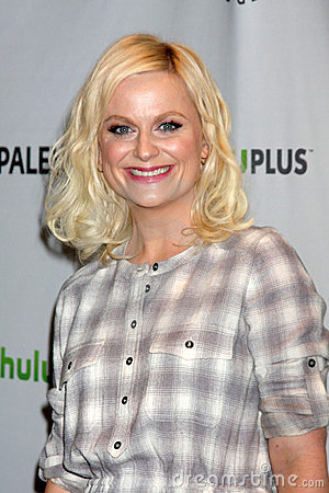 Amy Poehler Editorial Image