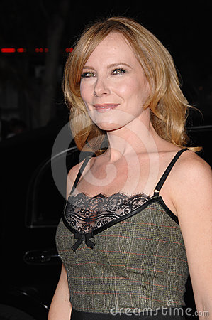 Amy Ryan Editorial Stock Photo
