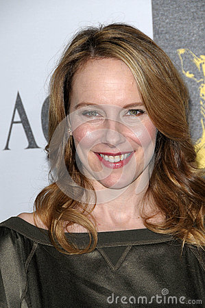 Amy Ryan Editorial Stock Image