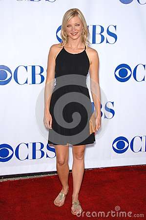 Amy Smart Editorial Stock Photo
