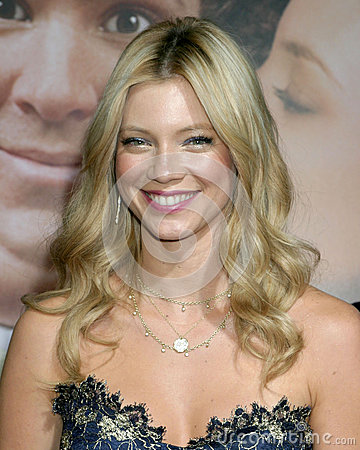 Amy Smart Editorial Photo
