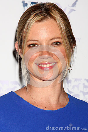 Amy Smart Editorial Stock Image