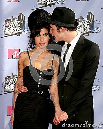 Amy Winehouse Editorial Photo