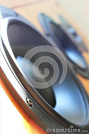 Free An Image Of Audio Sound Speaker - Music Stock Photo - 106836430