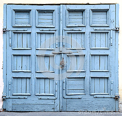 Free An Old Door Stock Photos - 58063713