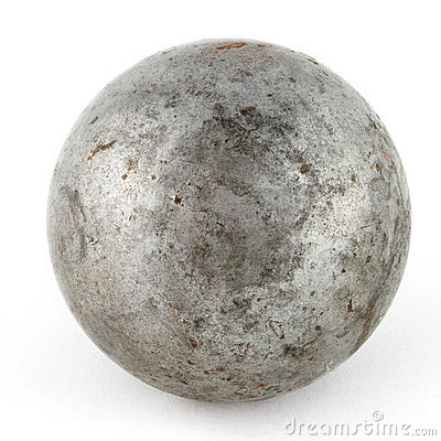 Free An Old Metal Sphere Stock Image - 7834201