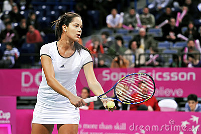 Ana Ivanovic Editorial Stock Image