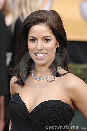 Ana Ortiz Editorial Stock Image