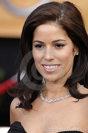 Ana Ortiz Editorial Stock Photo