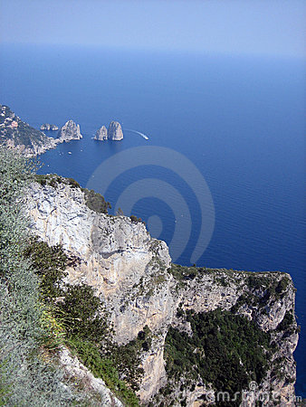 Anacapri landscape