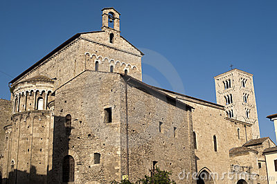 Anagni (Italy) - Medieval cathedral
