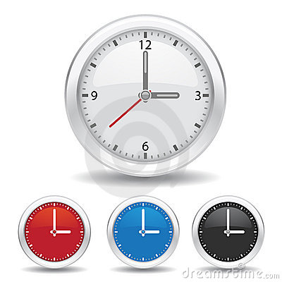 Free Analog Clock Stock Images - 11073134