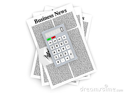 Analyzing business news
