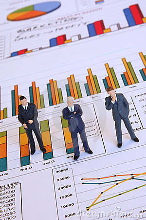 Analyzing the business report